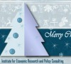The IER wishes you a Merry Christmas and a Happy New Year!